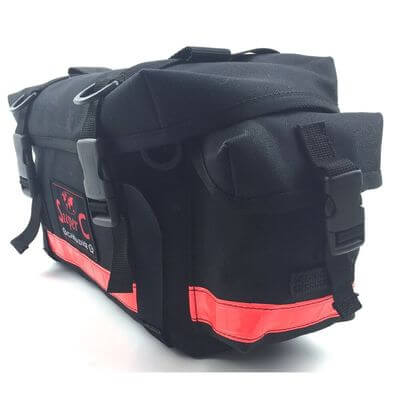 Carrradice Super C Rackbag