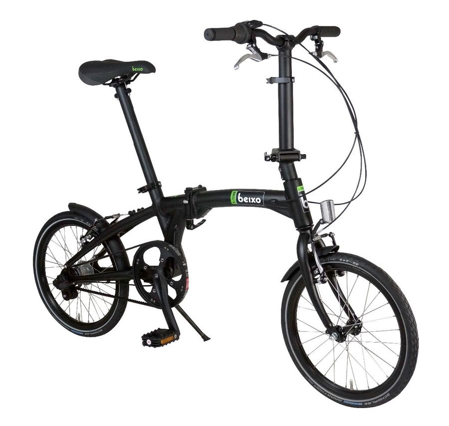 bicicleta Beixo sin cadenas