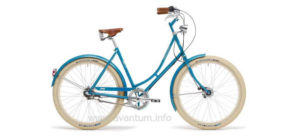 Retrovelo classic Paula rueda 26 bicicleta clasica fabricada a mano ...