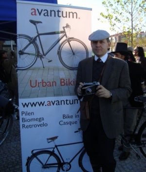 avantum en el tweed ride madrid